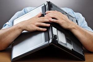 روشن نشدن لپ تاپ
