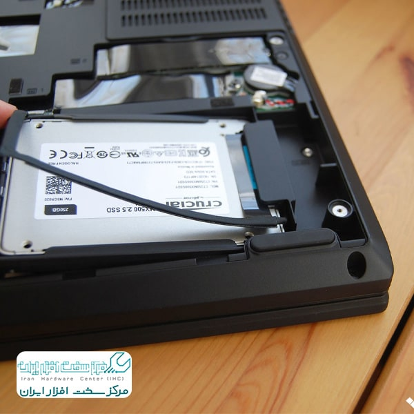 تعمیر هارد دیسک لپ تاپ فوجیتسو